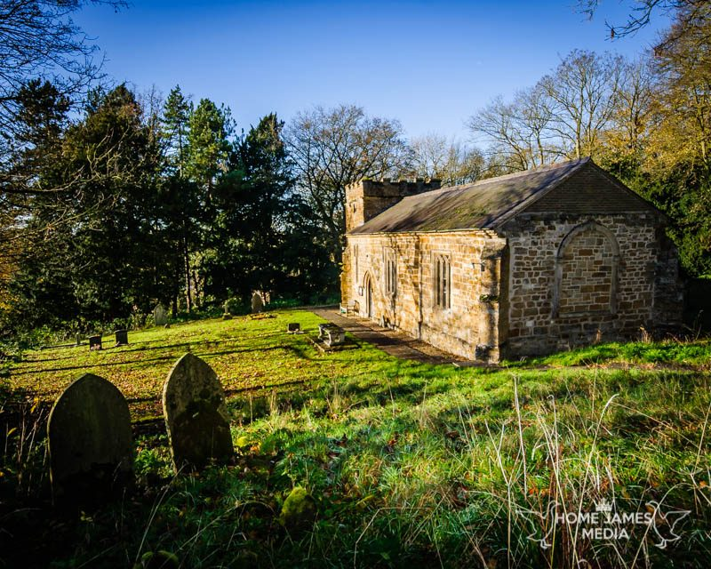 St Margaret's Church – Somerby | Lincolnshire Landscape Photography