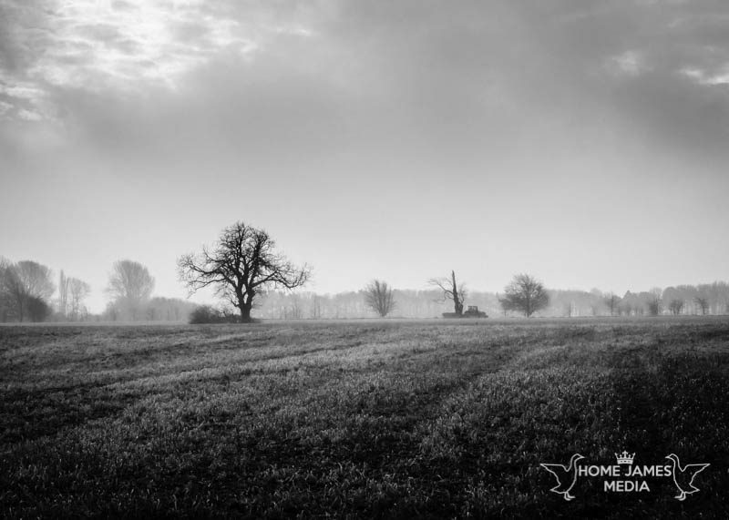 Redbourne Hall Agriculture | Lincolnshire Landscape Photography by Robin Ling
