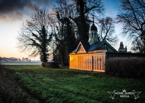 Redbourne Lodge Sunrise | Lincolnshire Landscape Photography by Robin Ling