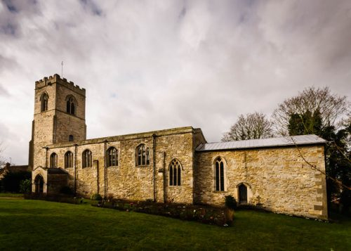 St Peter's Church, Scotter Lincolnshire Landscape Photography by Robin Ling
