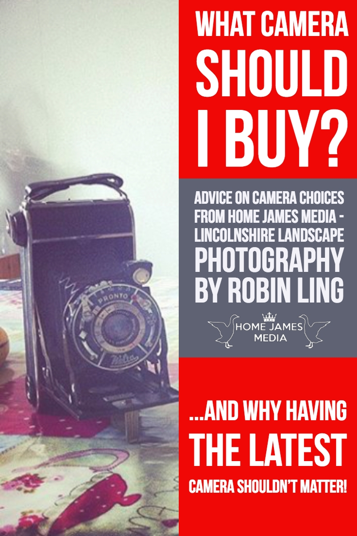 What camera should I buy?… and why having the latest camera shouldn't matter!