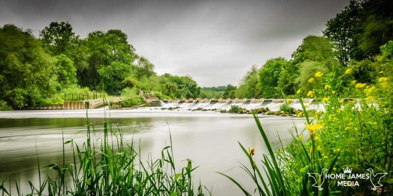 Sprotborough Weir – River Don Long Exposure