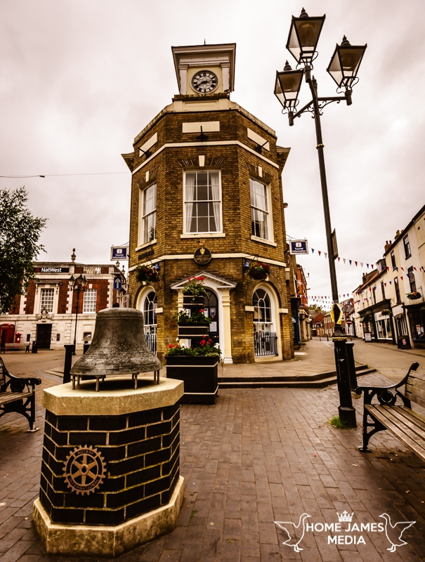 The Buttercross in Brigg