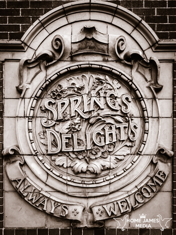 Springs Delights Architectural Stonework